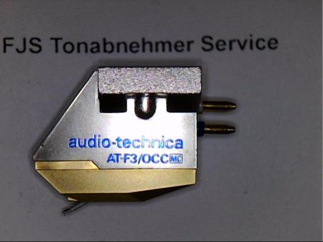 Wiederhergestellter Tonabnehmer von Audio Technica AT-F3 /OCC Low Output