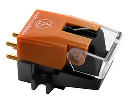 Wiederhergestellter Audio Technica AT 120 Eb Moving Magnet Tonabnehmer