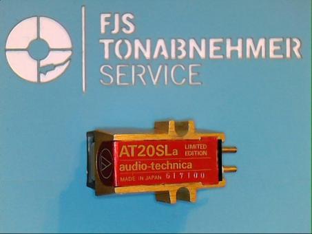 Limitierter Original Audio Technica 20 SLA MM Tonabnehmer