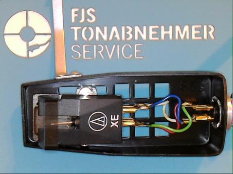 Wiederhergestellter Audio Technica AT 15 XE/H