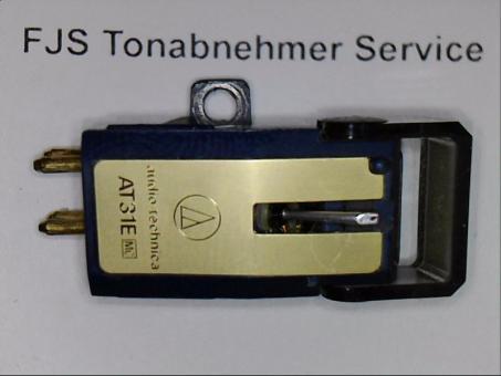 Wiederhergestellter Tonabnehmer Audio Technica AT 31 E