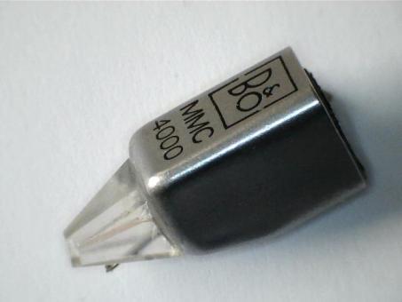 Wiederhergestellter B&O Tonabnehmer. MMC 3000-4000 Mit Altteilrückgabe. Wiederhergestellt mit elliptischer Diamant Nadel.