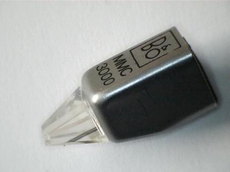 Wiederhergestellter B&O Tonabnehmer. MMC 3000-6000 Mit Altteilrückgabe. Wiederhergestellt mit Nude Elliptischen Diamant Nadel und Alu Cantilever.