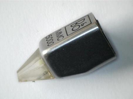 Wiederhergestellter B&O Tonabnehmer. MMC 5000 - 6000 Mit Altteilrückgabe.Wiederhergestellt mit Shibata Diamant Nadel.