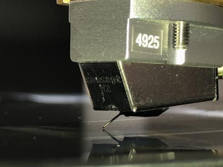 Wiederhergestellter Clearaudio Concept V 2 Tonabnehmer
