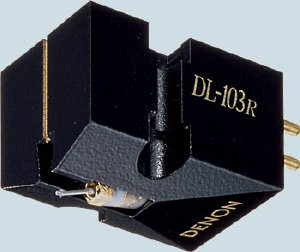 Wiederherstellung eines MC Tonabnehmers. Denon 103  Shibata Diamant Nadel