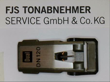 Wiederherstellung von Dual DN 110/120 Tonabnehmer mit elliptischer Diamantnadel mit Altteilrückgabe