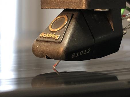 Wiederhergestellter Goldring G1012