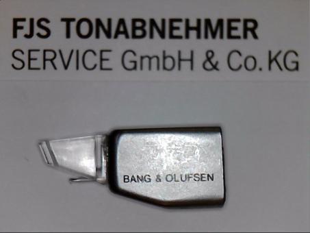Wiederhergestellter B&O Tonabnehmer mit Altteilrückgabe. Wiederherstellung mit nude elliptischer Diamant Nadel und Alu Cantilever für MMC 10 / 20 / 3000 - 6000