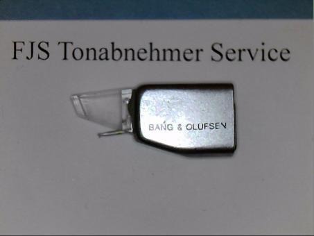 Wiederhergestellter B&O MMC 20 CL Tonabnehmer mit Shibata Diamanten