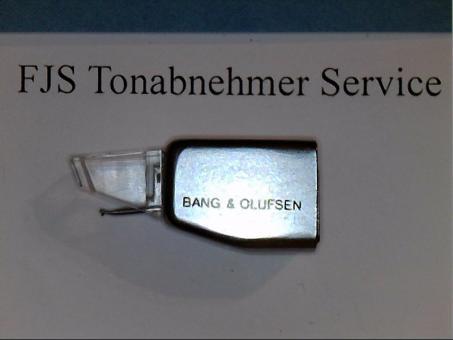Wiederhergestellter B&O MMC 20 CL Tonabnehmer mit elliptischen Diamanten