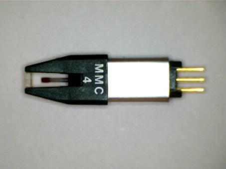 Restored B & O Cartridge. MMC 4 with elliptical diamond needle and alu cantilever.