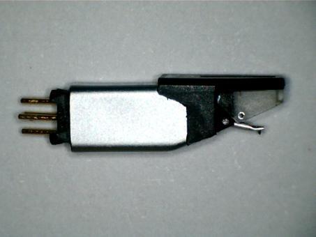 Restored B & O Cartridge. MMC 2 elliptical diamond needle and alu cantilever.