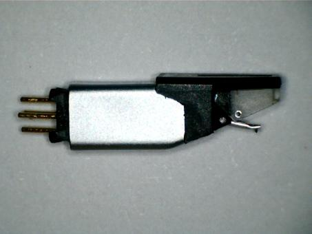 Restored B & O Cartridge. MMC 5 elliptical diamond needle and aluminum cantilever.
