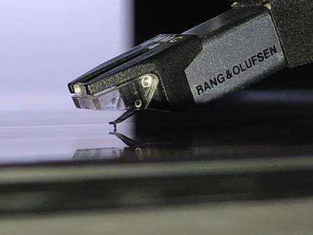 Restored MMC 4 B&O cartridge with Shibata diamond needle