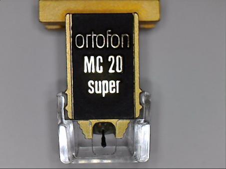 Wiederhergestellter MC Tonabnehmer. Ortofon MC 20 Super