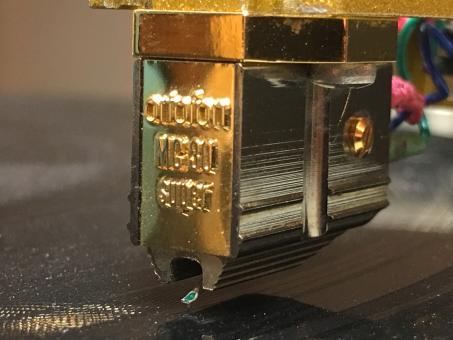 Wiederhergestellter Ortofon MC 30 Super Tonabnehmer