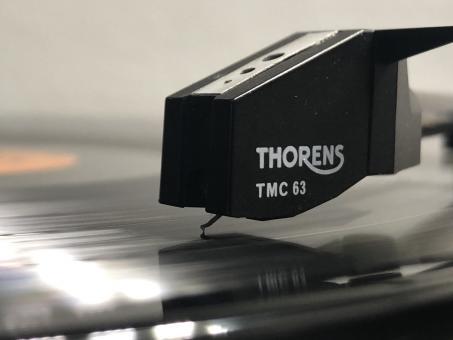 Wiederhergestellter original Thorens TMC 63