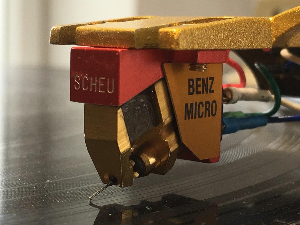 Benz Scheu