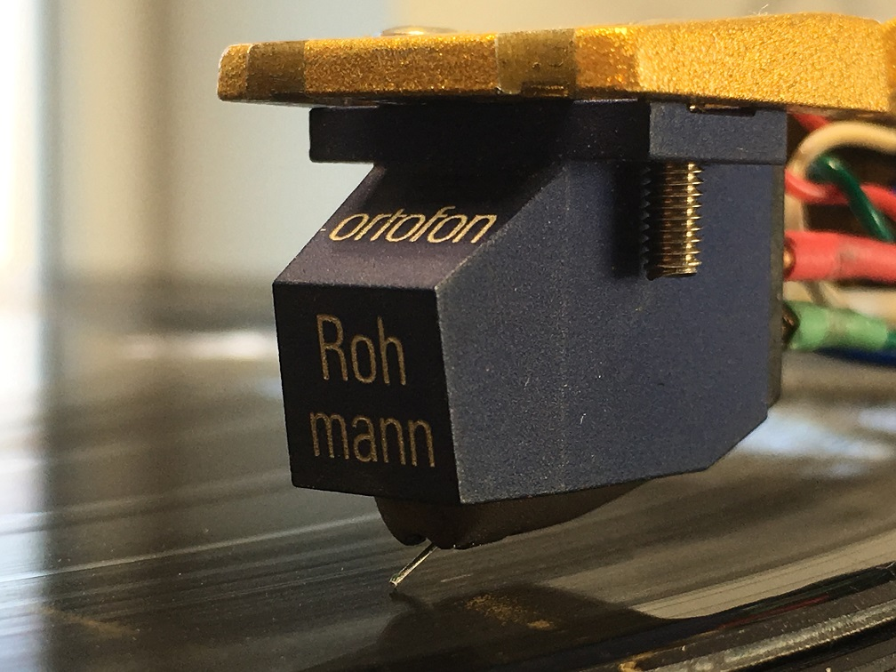 Ortofon Rohmann